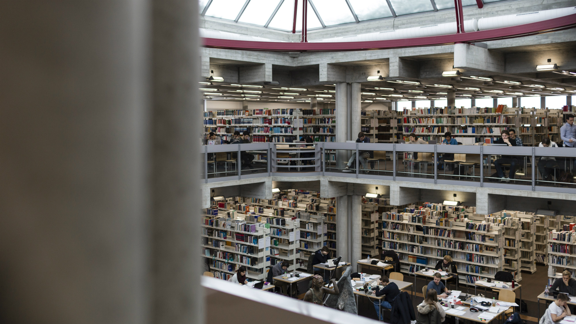 University of St.Gallen (HSG) library